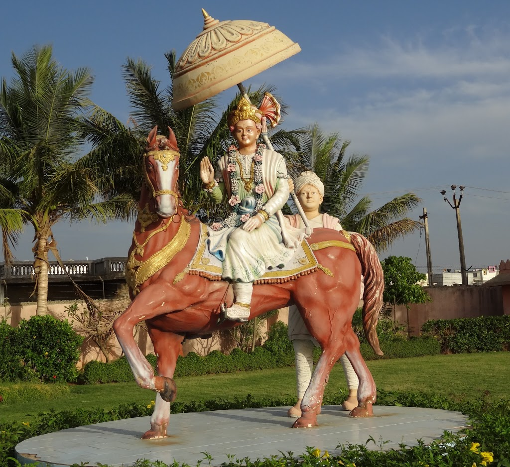 The Lord Swaminarayan