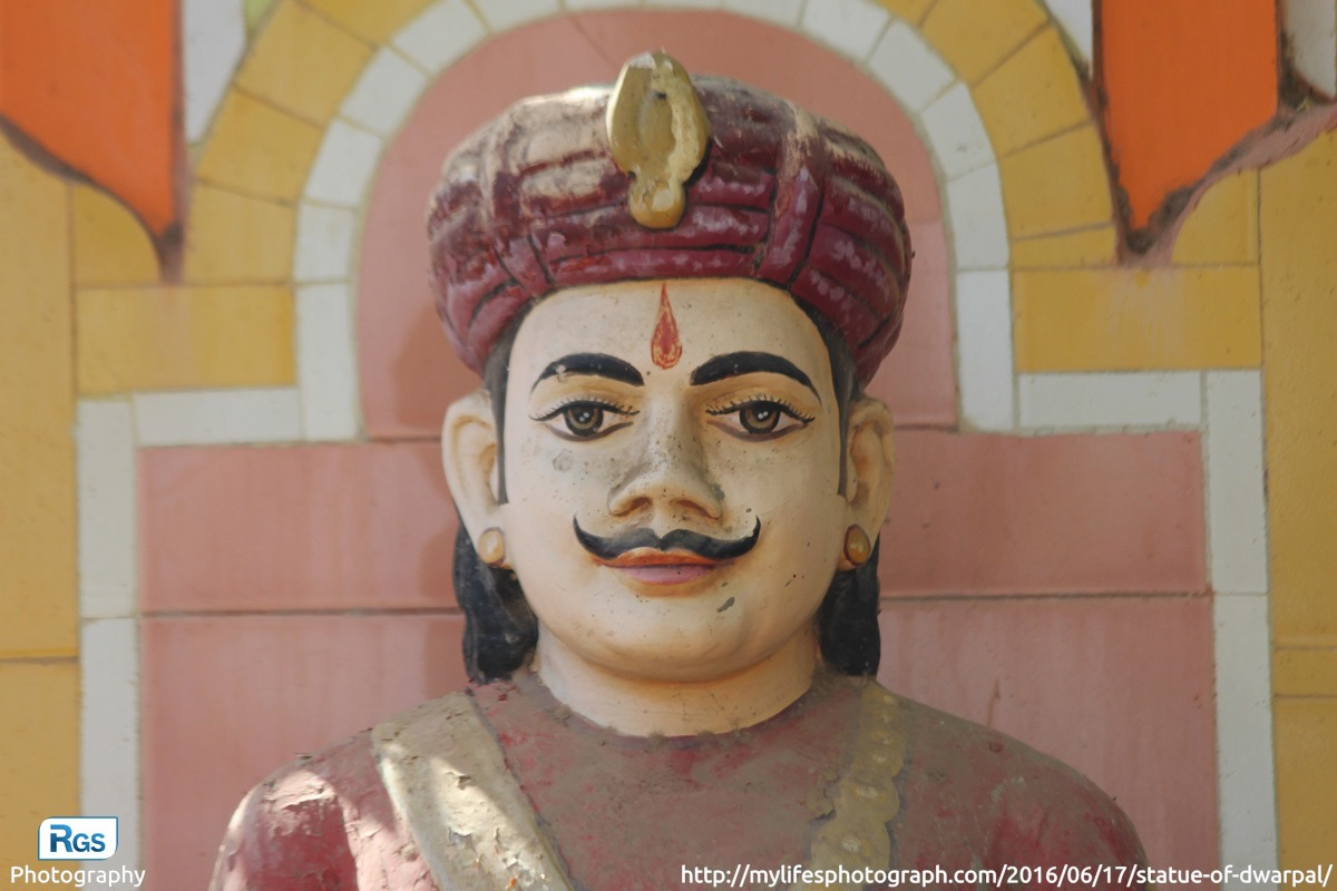 The Statue of Dwarpal and statue meaning