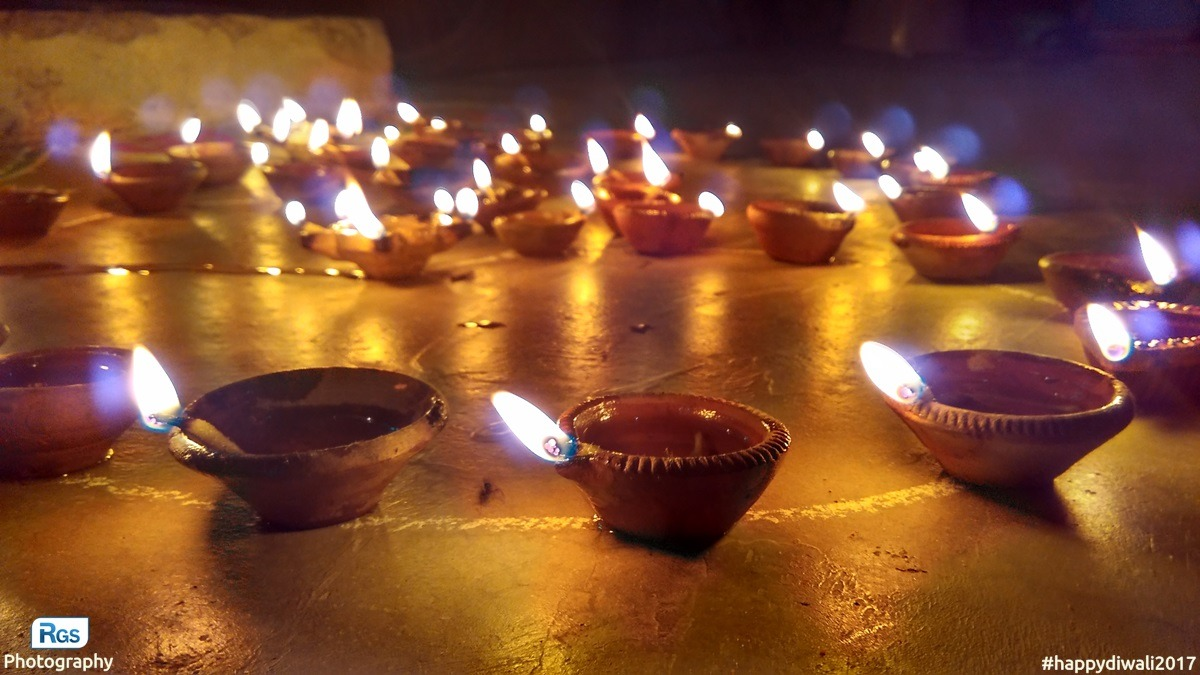 Diwali | Deepavali (Festival of Light) images | Mobile Photography