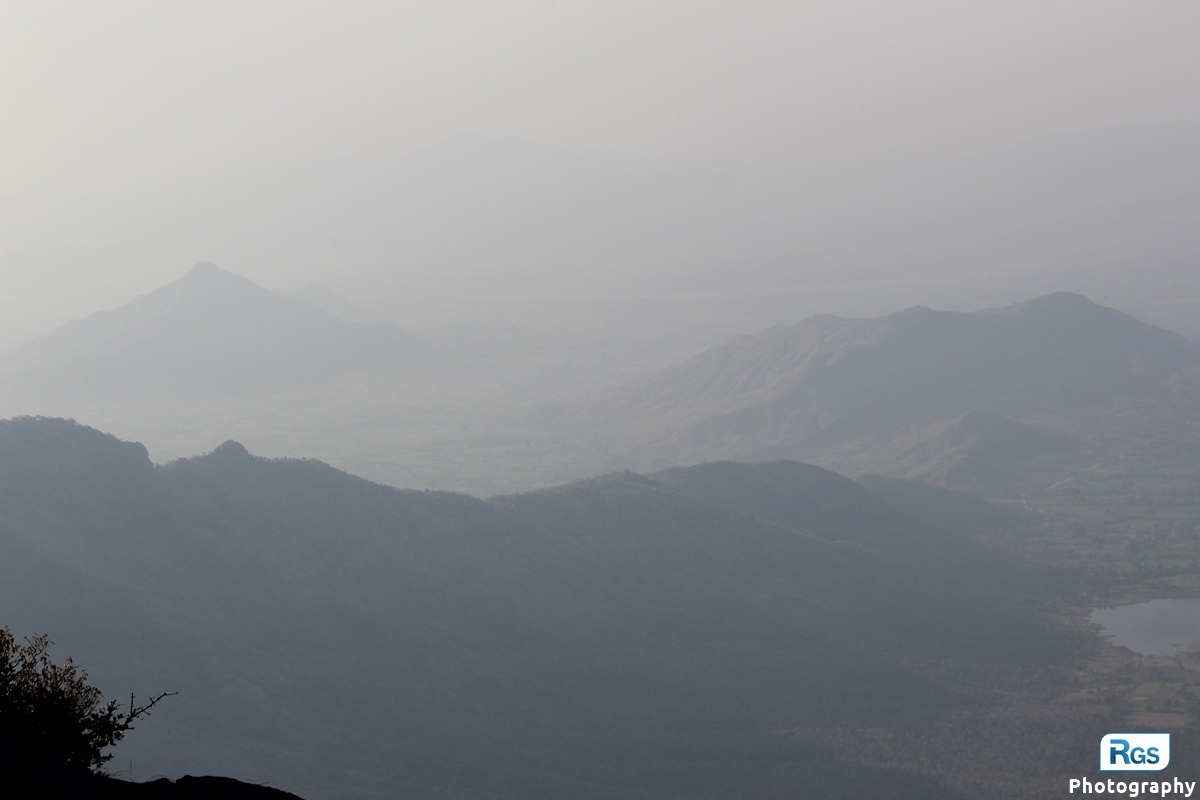 Misty Mountains - Gabbar Hill (At Ambaji)
