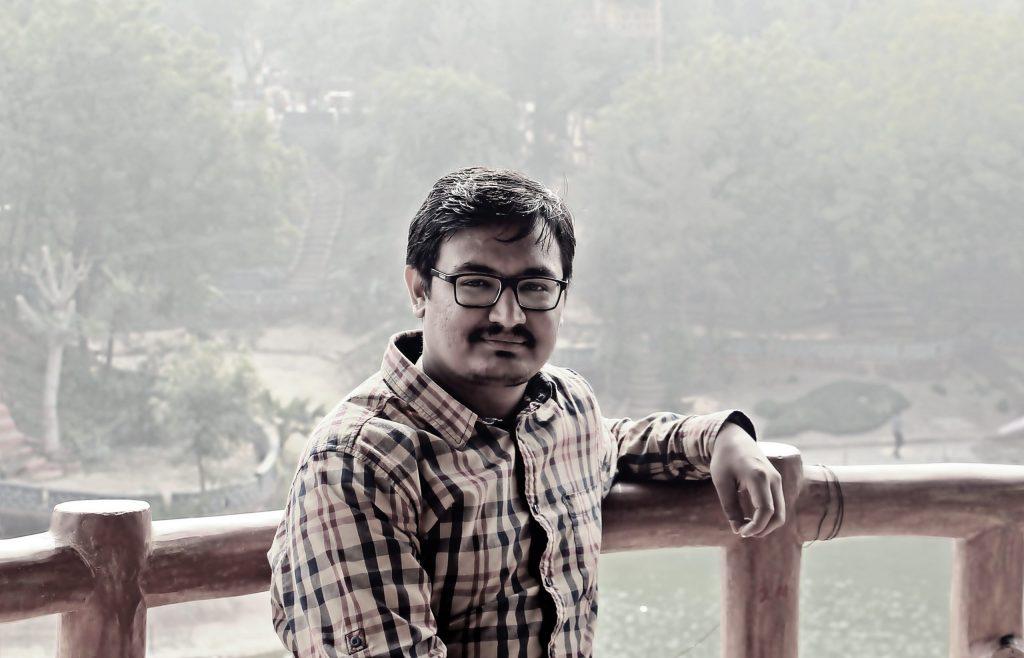 About Ravi Shrimali